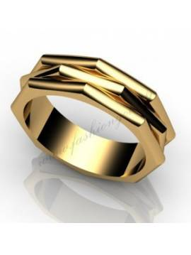 "WEDDING RING ""PLANET OF LOVE"""