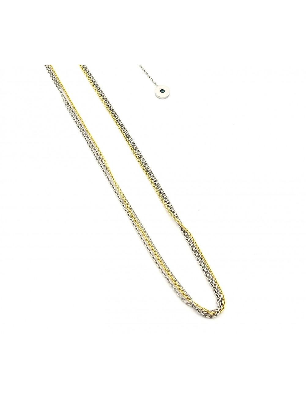 Auksinė grandinėlė (ilgis 43-55 cm)