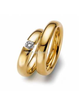 "WEDDING RING ""TRADITIONS"" (without diamond)"