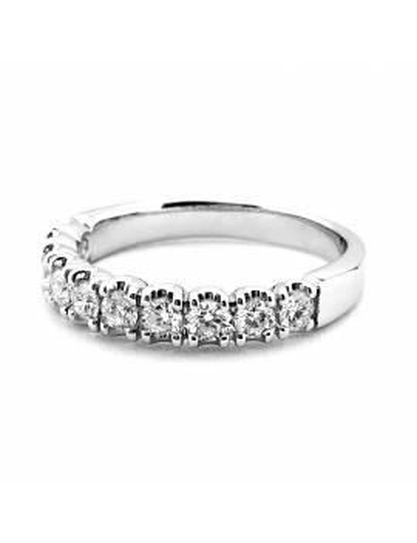 """Auksinis žiedas su briliantais """"Deimantinė karūna"""""""