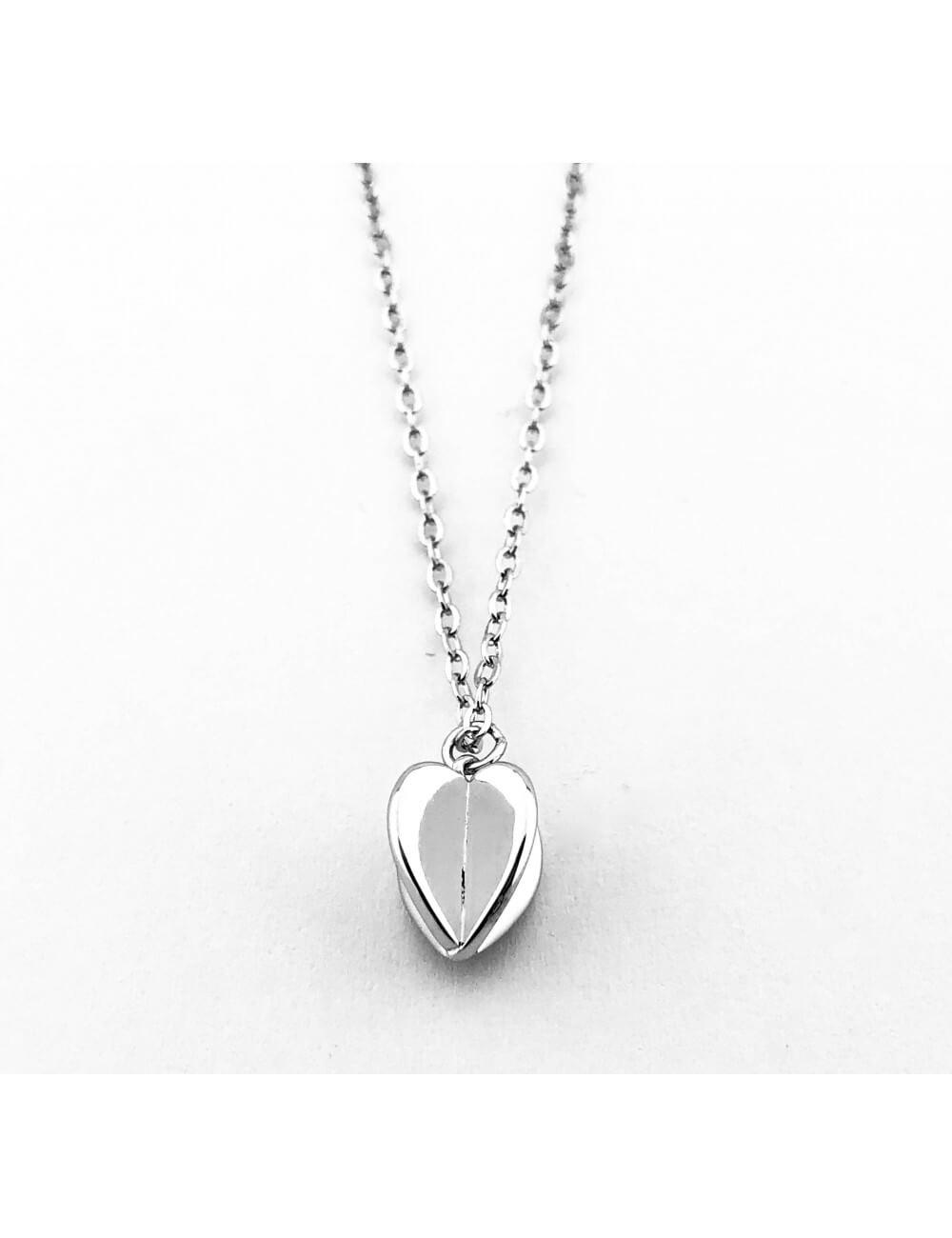 """Pabukas """"3D širdelė"""" iš kolekcijos """"Baby Fashion Gold"""""""
