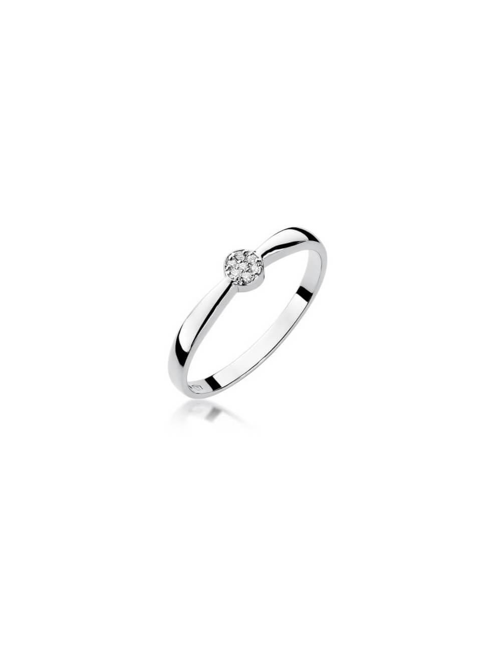 """Sužadėtuvių žiedas """"Andromeda"""""""