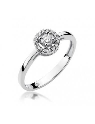 """Sužadėtuvių žiedas """"Ara"""""""