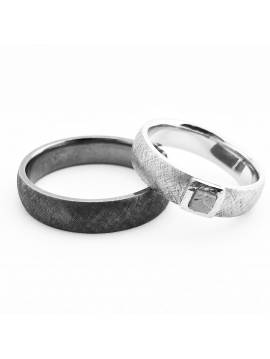 "WEDDING RING ""CLASSIC 2018"" (without comfort zone)"