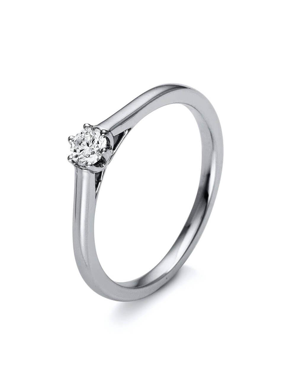 """Sužadėtuvių  žiedas su briliantu """"Mano karalaitei"""" (17 d.)"""