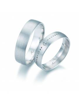 "WEDDING RING ""LOVE DEBUT"""