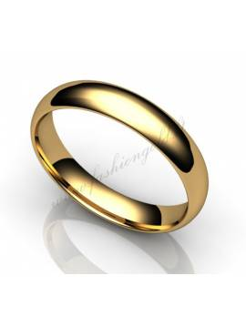 "WEDDING RING ""ETERNAL LOVE"" (yellow gold)"