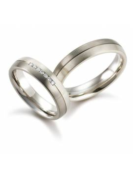 "WEDDING RINGS ""MY THOUGHTS"""