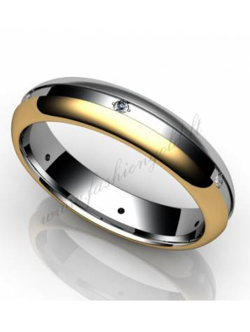 "WEDDING RING ""SURPRISE"""