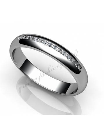 "WEDDING RING ""LOVE RIBBON"""