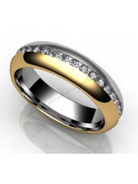 "WEDDING RING ""KING TALE"""