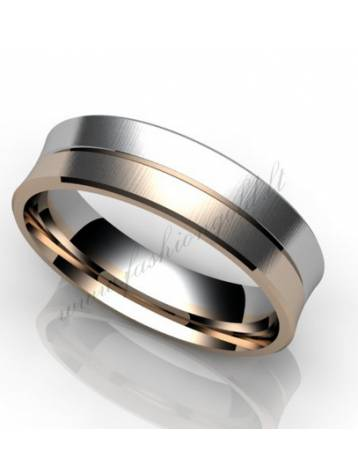 "WEDDING RING ""TOUCH"""