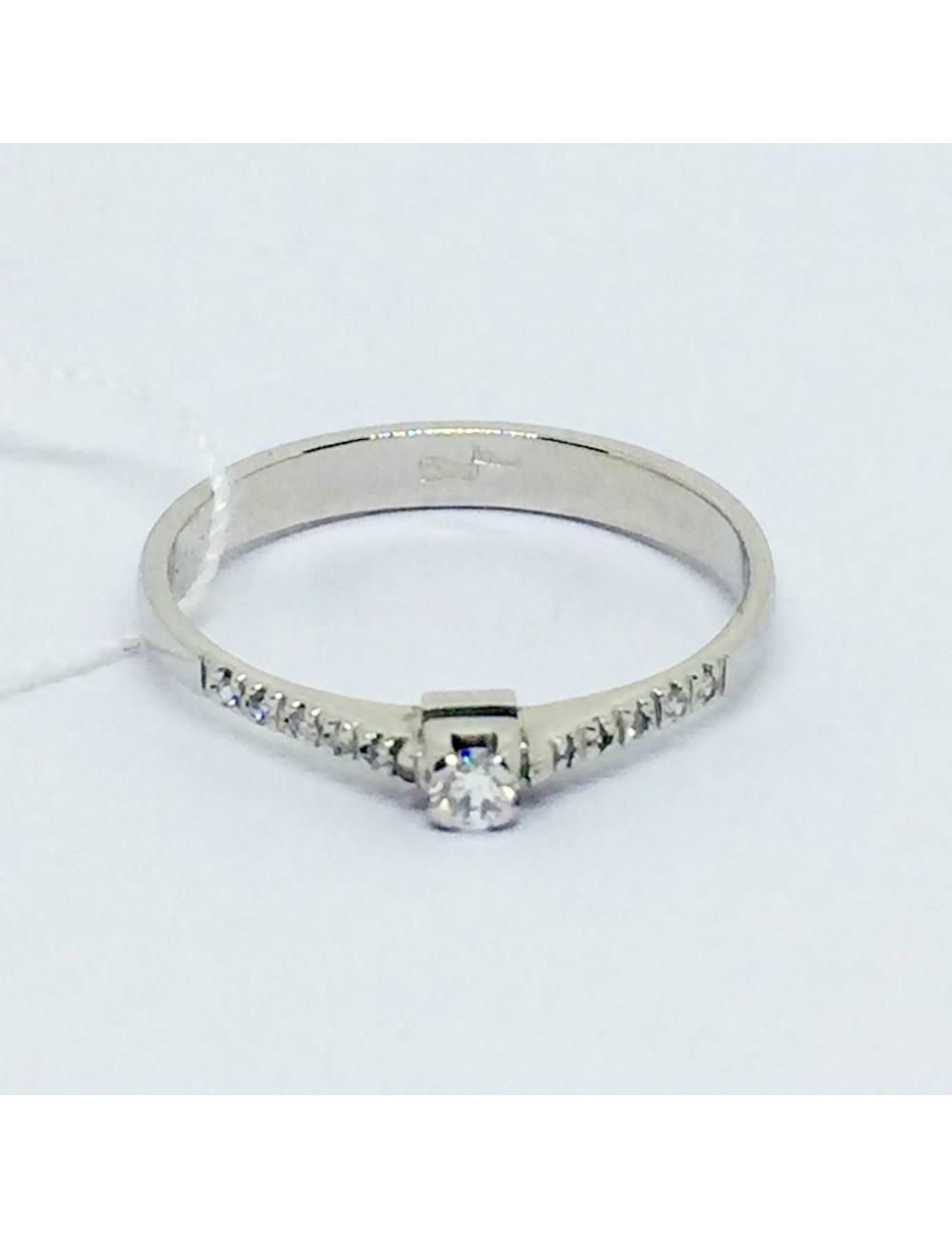 """Sužadėtuvių žiedas """"Visada tave mylėsiu"""""""