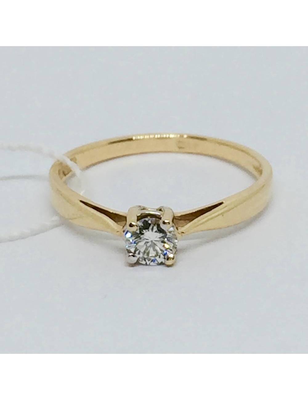 """Sužadėtuvių žiedas """"Tikroji meilė"""""""