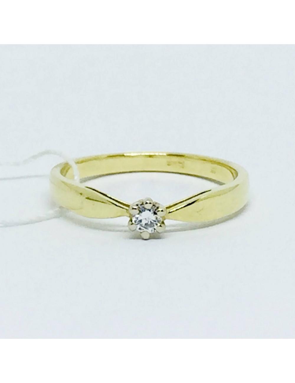 """Sužadėtuvių žiedas """"Amžina romantika"""""""