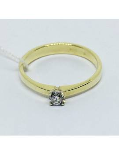 """Sužadėtuvių žiedas """"Svajonių meilė"""""""