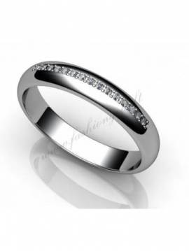 "WEDDING RING ""THE STRIPE OF LOVE"" - PRODUCTION"