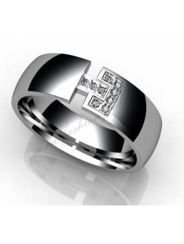 "WEDDING RING ""WHITE KISS"" - PRODUCTION"