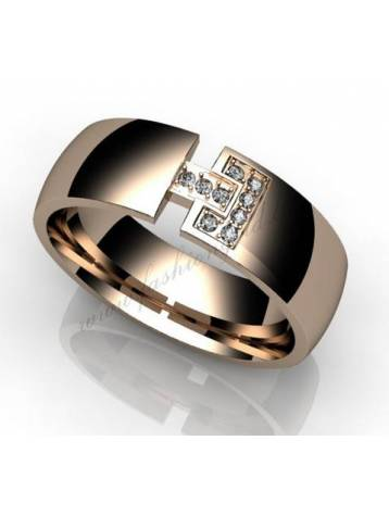 "WEDDING RING ""THE KISS"" - PRODUCTION"