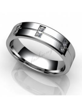 "WEDDING RING ""PASSION WINGS"""