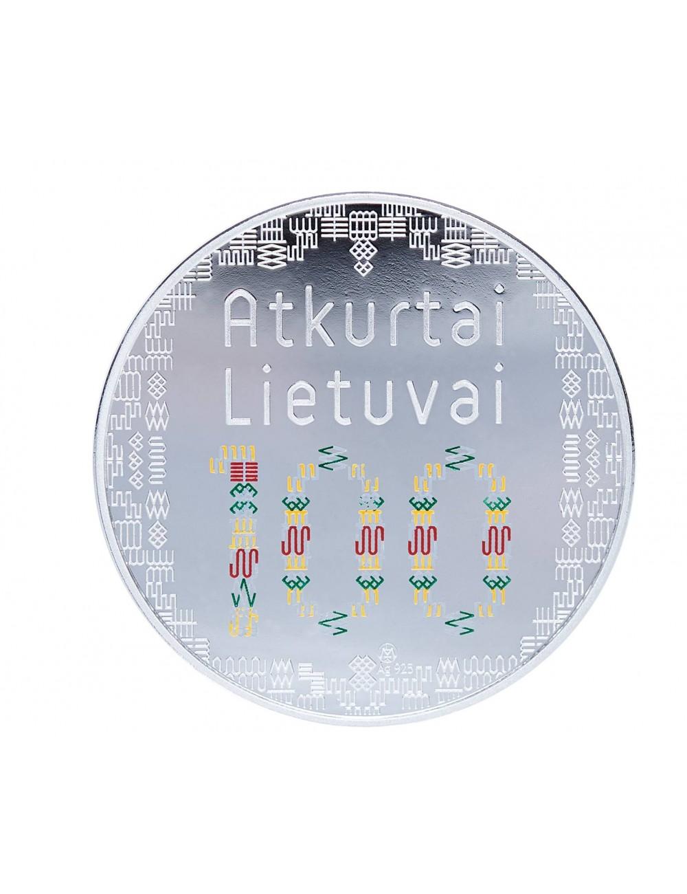 Šimtmečio medalis