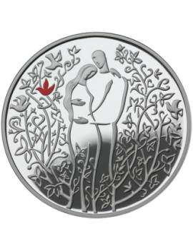 Vestuvių (meilės) medalis
