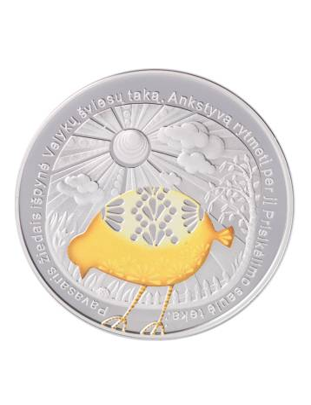 Vėlykų medalis