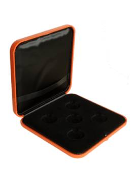 Representative Box for Medals (orange), 33 mm