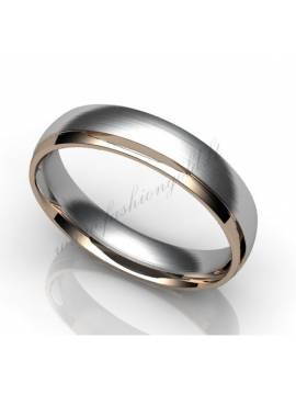 "WEDDING RING ""HARMONY"""