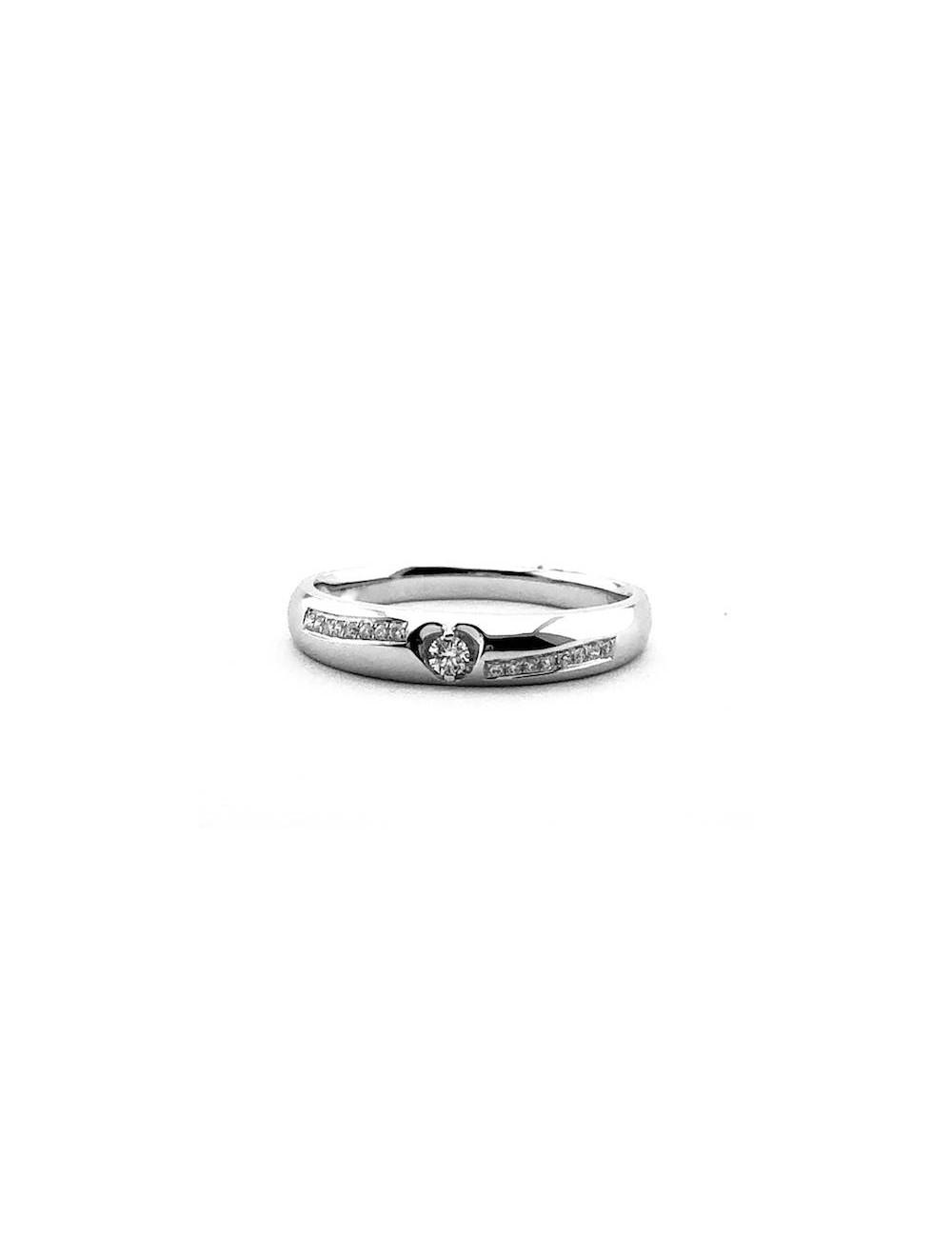 """Sužadėtuvių žiedas """"Mylimiausia širdis"""""""